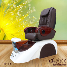 Wholesale pedicure chair parts / nail salon spa massage chair S171-8