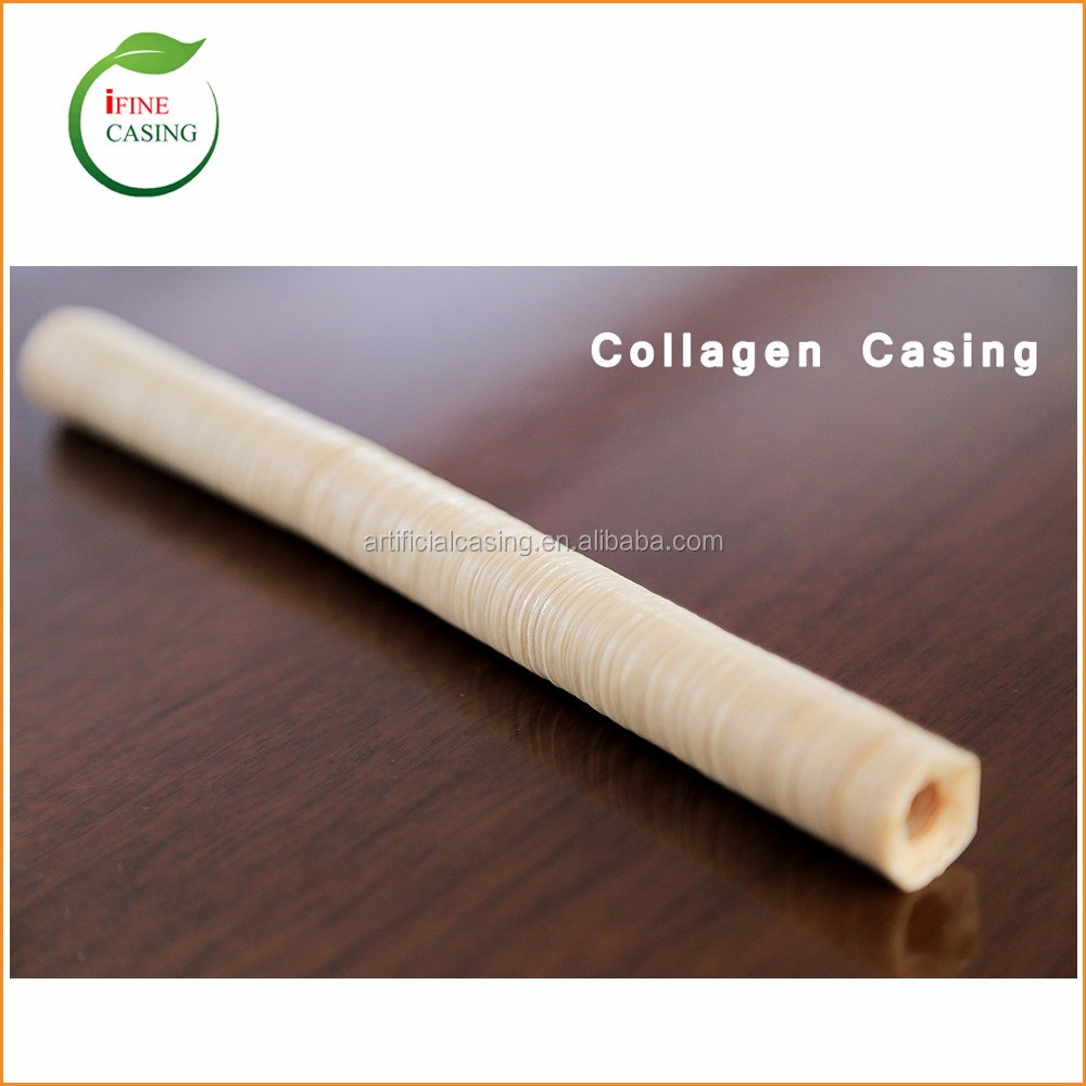 HALAL beef collagen sausage casing