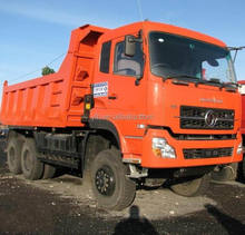 10 wheels 40 ton 6x6 off raod tipper truck