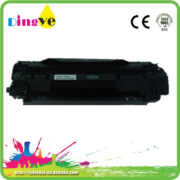 Compatible toner cartridge for canon 326 /CRG326 laser printer ink cartridge