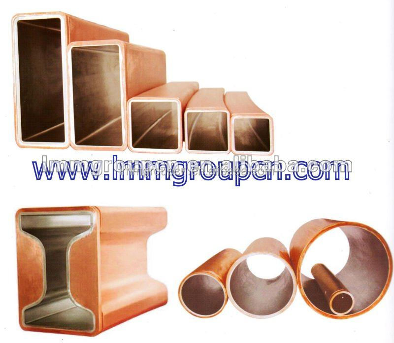 2015 New Copper Mould Tube for Continuous Casting and Rolling Machine/CCR Product Line for Sales