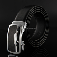Hot sale high end mexican leather belt for men