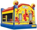 Sesame Street bouncy castle inflatables A2026