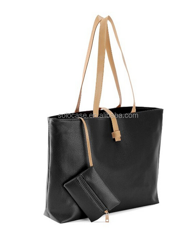 PU leather Women's Hand bag