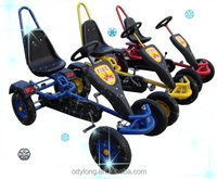 Low price pedal go karts for adults F150A