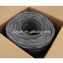 Customized pair 4pairs Utp/ftp/stp/sftp Cat6/cat5 Lan Cables supplier