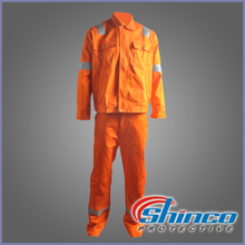 Shinco wholesale cotton polyester waterproof winter work suit