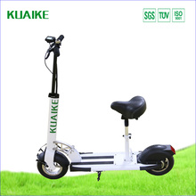 light weight outdoor fast electric folding disabled mobility scooter with seat electric 2 wheel scooter