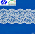 China Supplier Elastic Lace Trim Sewing Accessories for Women Dresses
