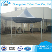 Chinese 3x3m pagoda marquee tente for outdoor events' ceremony