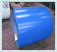 high quality color coated steel sheet/prepainted galvanized steel coil/ppgi coil with various colors