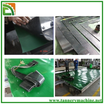 rubber plate for leather vaccum dryer