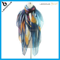 new wave printed fashion women dubai muslim scarf