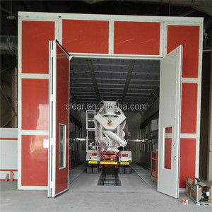Industrial Spray Booth / Bus Spray Booth