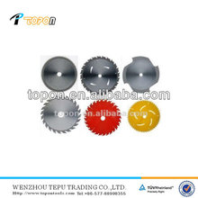 TCT saw blade cutting tools for wood/aluminum/metal