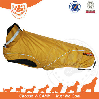 My Pet soft fleece lining winter Dog Coat