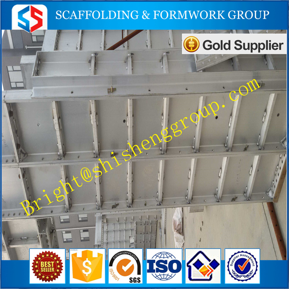 Best Price Construction Aluminum Concrete Formwork For Reinforcement From SS Group TianJin China