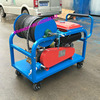 high pressure drain cleaner 100-300mm drain pipe cleaning machine