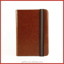 Univeral Folio leather case, tablet universal case, universal case for ipad and android tablets