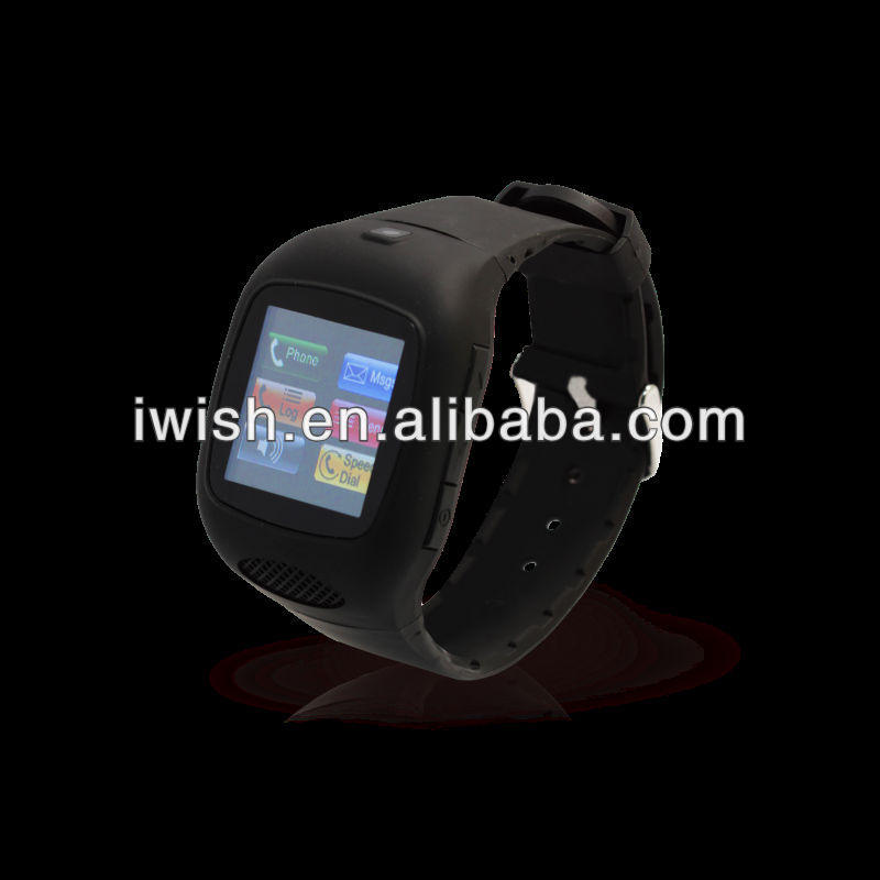 2013 new style for price of smart watch phone with BT health devices
