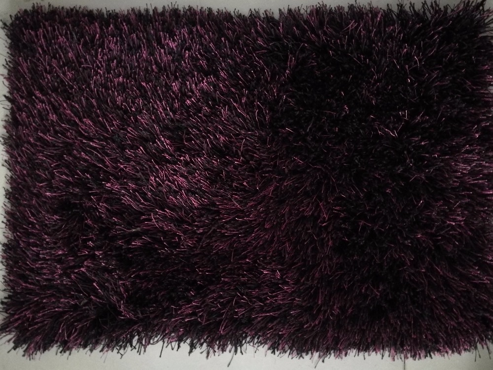 High quality comfortable polyester floor carpet rug for HOME