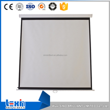 Best supplier Exceptional lcd projector stand manual screen
