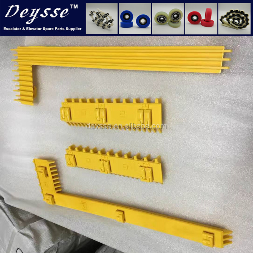 Hyundai Escalator Demarcation Line Yellow Strip