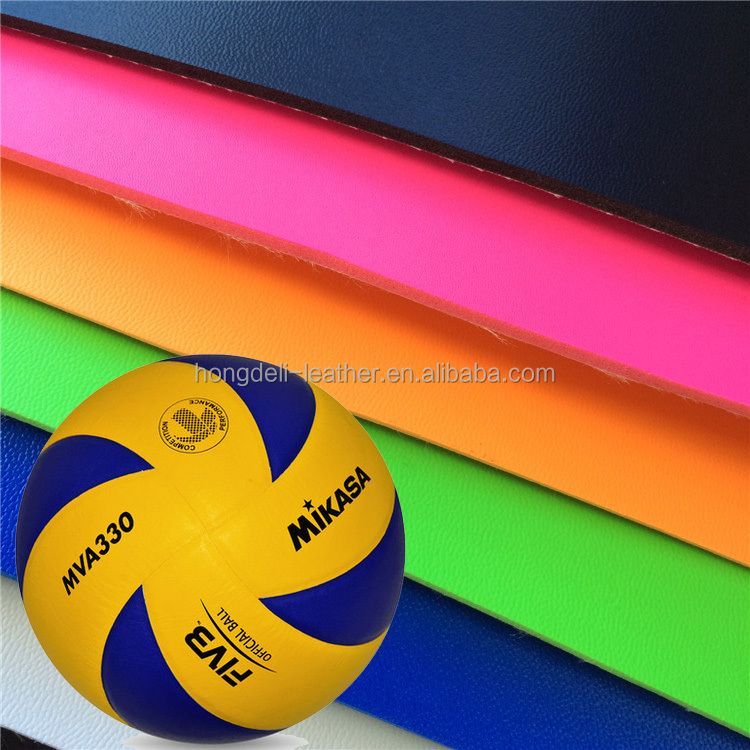 balls volleyball football basketball leather raw materials