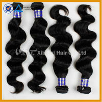 XBL does not tangle or get ruined after a few washes, virgin peruvian human hair