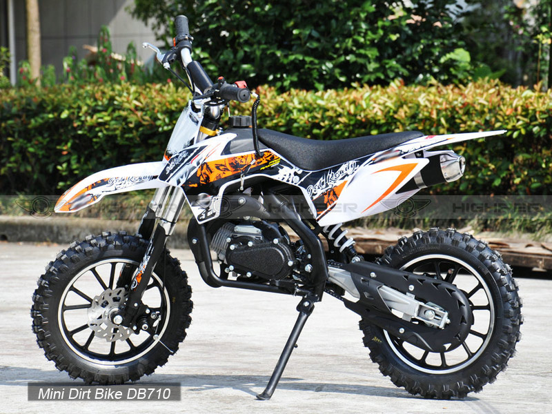 110cc good quality pit bike cheap price (DB603)