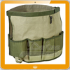Outdoor 5 gallon storage caddy garden tools organizer