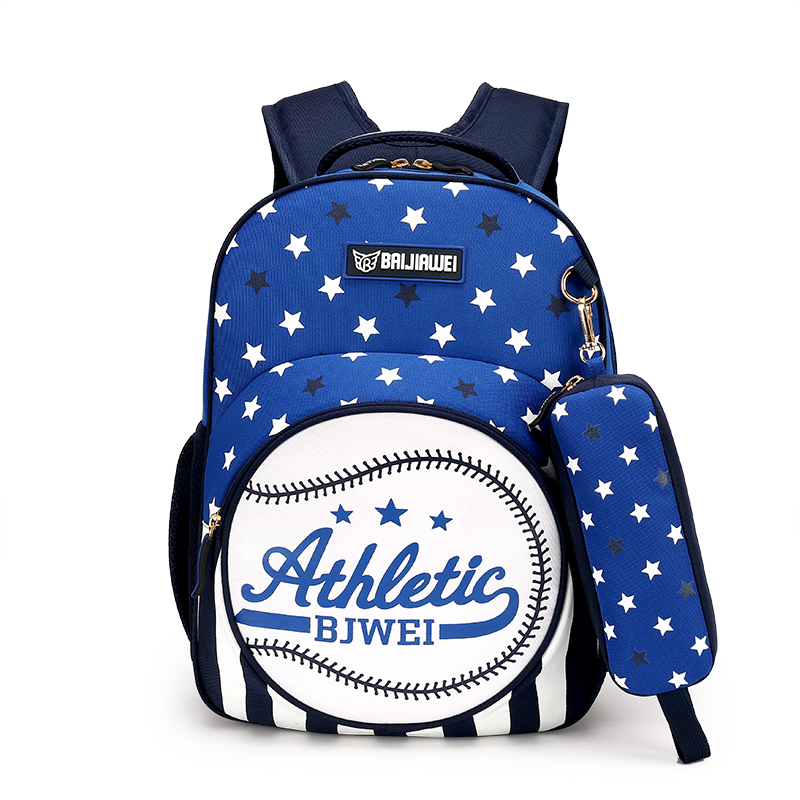 Latest Outdoor cartoon picture school bag For kids