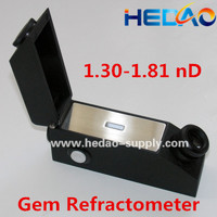 China Supplier Portable electronic Gemstone Refractometer Powerful Gem Tester refractometer price