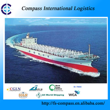 Sea shipping from China to MUSCAT Oman