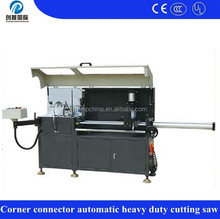 Aluminum Window Door Corner Connector Cutting Machine / Corner Key Cutting Saw
