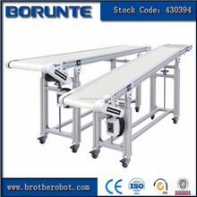 Conveyor Belt for Hot Chamber Die-Casting robot with high temperature resistant material