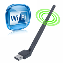 New Arrival Chipset Ralink5370 7601 USB Wireless lan card 802.11n WiFi Adapter WiFi Dongle with 5 dbi antenna in blister package