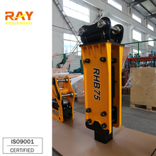 hydraulic rock breaker spare parts for excavator