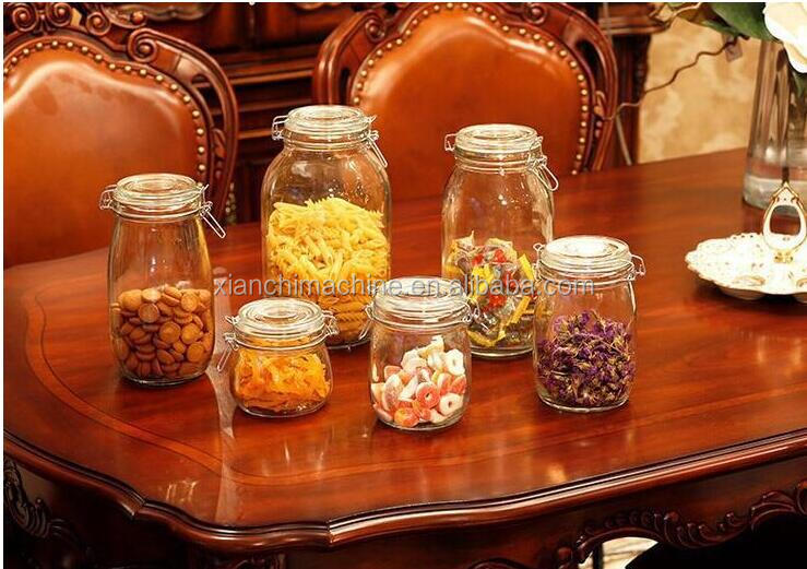 Creative Barrels Containers Cereal Dispenser Rice Storage Jar