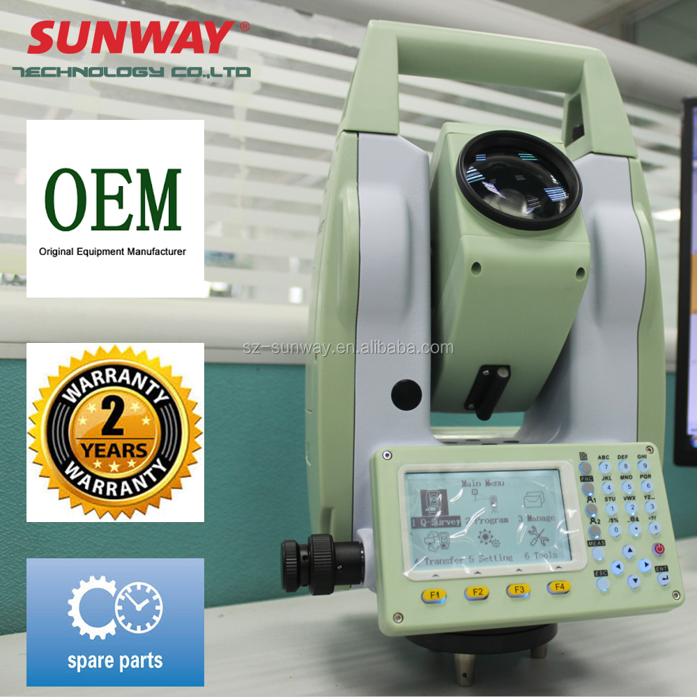 Factory brand total station/ different types of total station