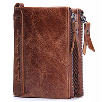 China suppliers wholesale high quality wallets leather men