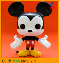 Chinese Professional Manufacture OEM Service Promotional Toys Custom Mickey funko pop action figures china supplier manufacturer