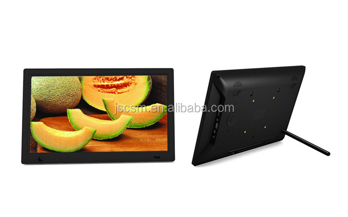 New products 27inch motion sensor full hd digital media player for superStore advertising