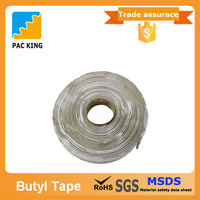 Perfect Quality Of With Permanent Flexibility Waterproof Butyl Rubber Tape