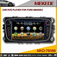 Special FORD MONDEO car multimedia navigation system with 7inch Touch Screen GPS BT IPOD RDAIO DVD ATV function from China