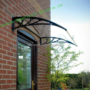 Promotional front door canopy, aluminum awnings for sale