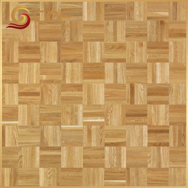 Versailles Russian oak parquet floor tiles
