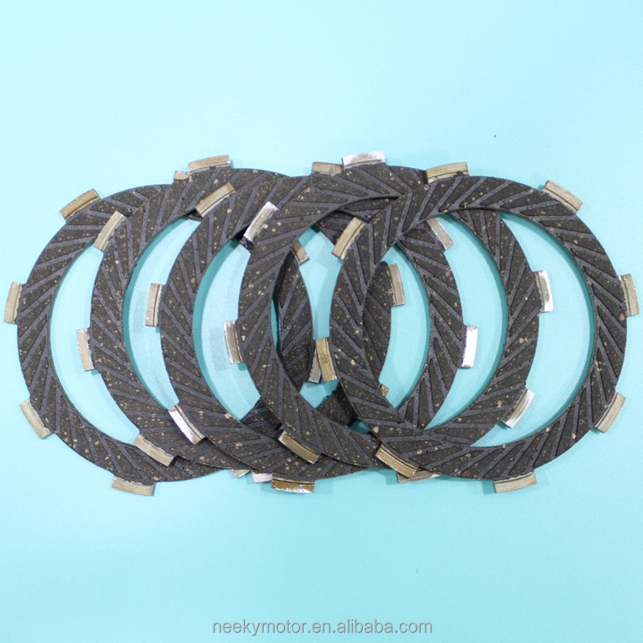 High Quality Bajaj Motorcycles Spare Parts Clutch Friction Plate Price