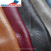 Full grain finished cow leather for handbag