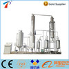 EOS Used Motor Oil Recycling Machine/Oil Distillation System